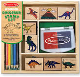 Melissa & Doug Toy, Dinosaur Stamp Set