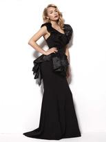 Mac Duggal 62263 Dress in Black