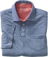 Johnston & Murphy Marble Knit Polo
