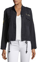Rails Maverick Military-Style Jacket, Indigo