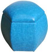 SONOMA Goods for LifeTM Tanner Hexagon Storage Ottoman