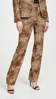 Pallas Festival Animal Print Trousers