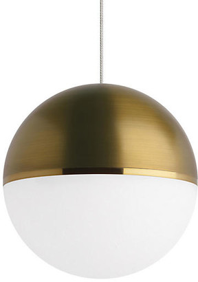 Tech Lighting Akova Pendant - Aged Brass
