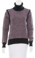 J Brand Textured Turtleneck Sweater w/ Tags