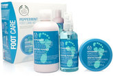 The Body Shop Peppermint Foot Care Kit