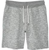 Cotton Jogging Bermuda Shorts