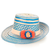 Yosuzi Simea straw hat