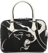 Valentino Panther Cow Hair Handbag