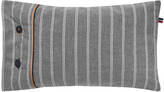 Tommy Hilfiger Grey Stripe Cushion