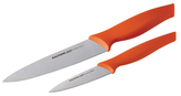 Rachael Ray Japanese Stainless Steel Fruit and Vegetable Knife Set (4 PC)