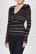 Bailey 44 Open Stitch Sweater