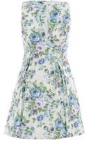 Zimmermann Whitewave Lace Up Dress