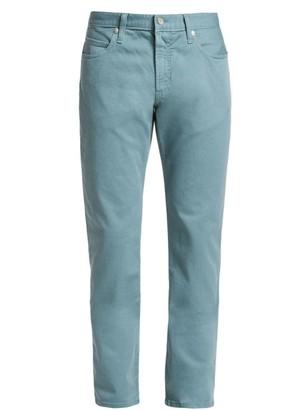 Giorgio Armani Stretch Micro Twill Pants