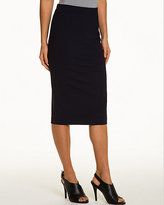 Le Château Ponte Midi Pencil Skirt