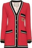 Gucci Wool Sablé Military Jacket