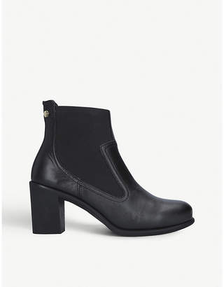 Carvela Comfort Roo leather ankle boots