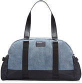 Diesel Blue & Black DE-YANKI Duffle Bag
