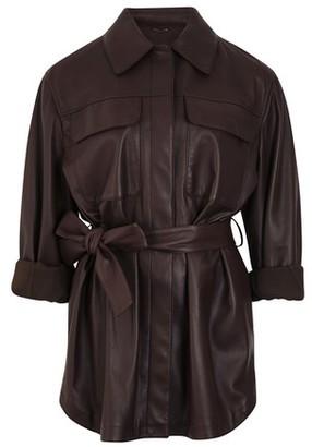 Brunello Cucinelli Nappa leather outerwear