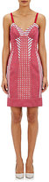 Philosophy di Alberta Ferretti WOMEN'S MIXED-JACQUARD BUSTIER DRESS