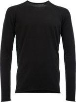 Label Under Construction slim-fit sweater - men - Cotton - 48