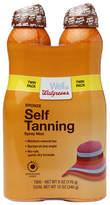 Walgreens Self-Tanning Bronze Spray Mist Bronze