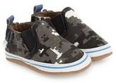 Robeez 'Digital Camo' Crib Shoe (Baby & Walker)