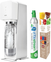 Sodastream Source Metal Starter Kit White