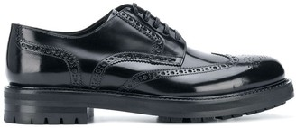 Dolce & Gabbana chunky sole brogues