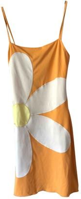 Moschino Orange Lycra Swimwear for Women