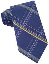 MICHAEL Michael Kors Open Space Plaid Classic Tie