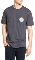 Hurley Men's No Surfboard Graphic Pocket T-Shirt
