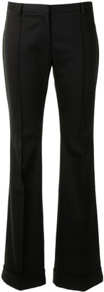 Balenciaga Pre Owned Tailored Flared Trousers