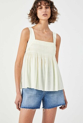 Witchery Pintuck Camisole