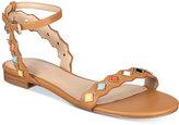 Aldo Amelie Studded Flat Sandals