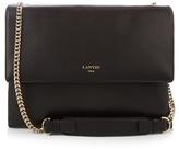 Lanvin Sugar medium leather shoulder bag