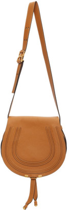Chloé Brown Medium Marcie Bag