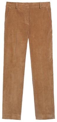 Max Mara Jordan Corduroy Straight Trousers