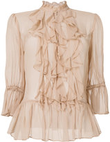 Ulla Johnson ruffled blouse
