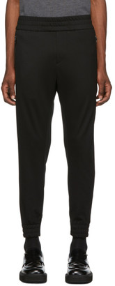 Wooyoungmi Black Jogger Lounge Pants