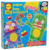 Alex Little Hands Paper Bag Monsters