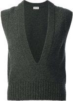 Lemaire 'Spruce' vest - women - Cotton - L