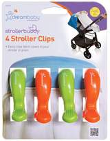 Dream Baby Dreambaby Strollerbuddy Stroller Blanket Clips, 4 Pack