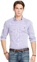 Polo Ralph Lauren Slim-Fit Striped Poplin Shirt