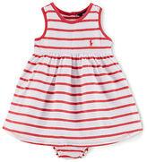 Ralph Lauren Baby Girls Cotton Sundress