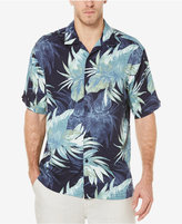 Cubavera Men's Big & Tall Tropical Print Shirt