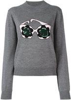 Markus Lupfer sequined sweatshirt