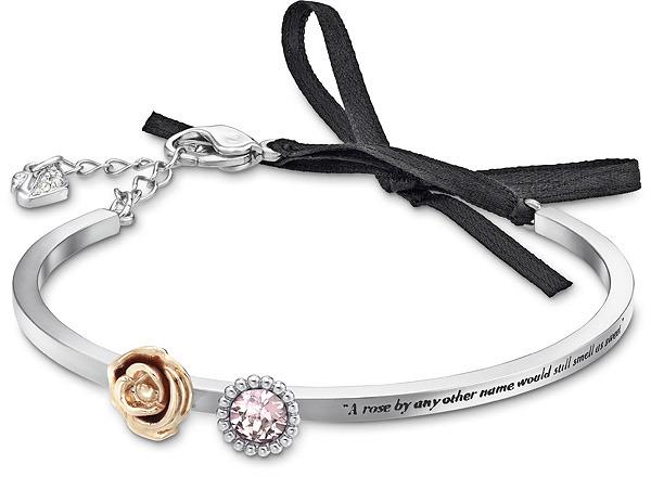 Swarovski R&J Rose Bracelet