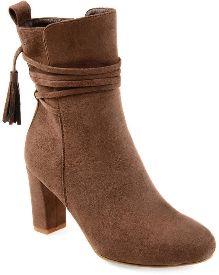 Journee Collection Women Zuri Bootie Women Shoes