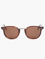 Cutler and Gross Tortoiseshell 1007 Acetate Sunglasses