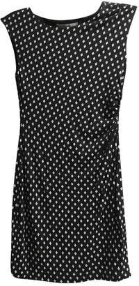 Ann Taylor Black Cotton Dress for Women